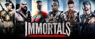 WWE Immortals sur iPhone et iPad