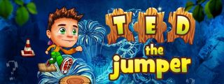 Ted the Jumper sur iPhone et iPad