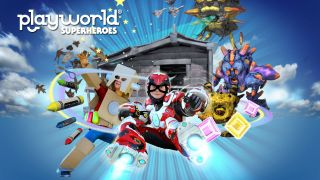Playworld Superheroes sur iPhone et iPad